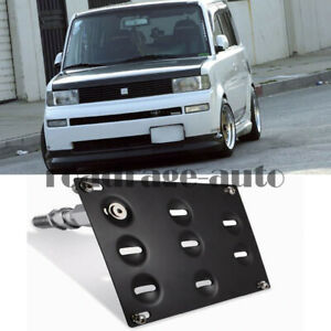 Front Bumper Tow Hook License Plate Bracket Holder For Toyota BB Scion xB 04 06 $21.49