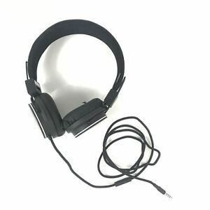 Urbanears Plattan II Headphones - Black with Controls and Mic on Cable - READ