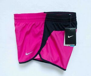 Nike Womans Size Small Dri Fit Running Shorts with Built In Briefs New with Tag