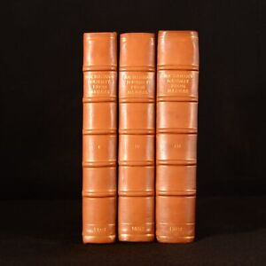 1807 3vols A Journey From Madras F Buchanan First Edition Illus