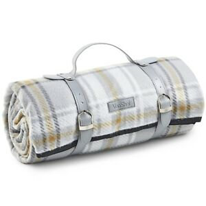 VonShef Picnic Blanket Mat Soft Waterproof for Outdoor Picnics Beach Camping
