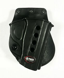 Fobus Evolution Paddle Holster for Sig P239, Standard, Belt, Black: SG239 9mm