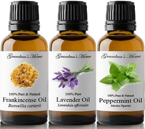 Essential Oils 30 mL 1 oz 100% Pure Therapeutic Grade Oil 60 Options