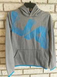 UNDER ARMOUR YOUTH XL COLD GEAR HOODIE HOODED SWEATSHIRT $19.99
