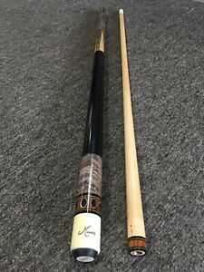 Used Meucci Cues For Sale
