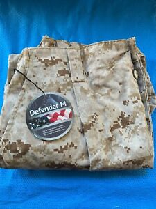 USMC Marine Corps Desert Marpat Uniform Trousers - Large Regular FROG