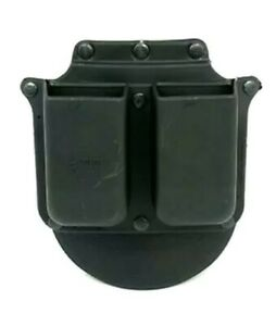 Fobus For Glock 21 20 29 30 10mm 45 ACP Paddle Dual Magazine Pouch Kydex Black