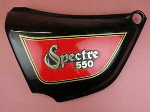 1981 1984 Kawasaki Spectre 550 KZ550 Left Side Cover