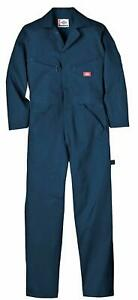 Dickies Men's Deluxe Cotton Coverall - Choose SZColor