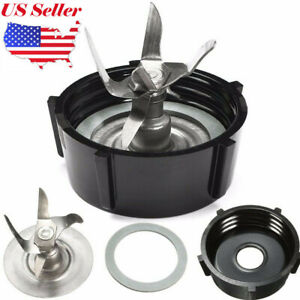 Parts For Oster Osterizer Blender Cutter & Replacement Base Bottom Cap&Gasket BO
