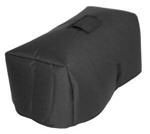 Supro Sportsman Amp Head Cover Black Water Resistant 1 2 Padding supr007p $59.95