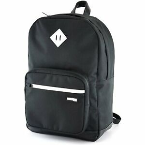 Smell Proof Backpack - Functional Laptop Book Bag with Built in Odor Proof Front