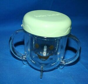Baby Bullet Short Cup with Lid Replacement Part
