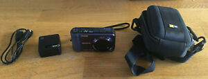 Sony Cyber-shot DSC-HX7V 16.2MP Digital Camera - Blue