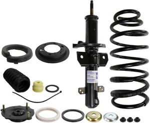 Air Spring to Coil Spring Conversion Kit Front Right fits 1988 Continental