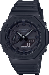 Casio G-Shock Carbon Core Guard Structure GA2100-1A1 Black Brand New Withtags