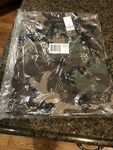 NWT Polo Ralph Lauren Men#x27;s Classic Fit Camo Camouflage Polo Shirt Size S