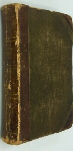 James Jesse Strang / Book of the Law of the Lord Printed by Command 1856