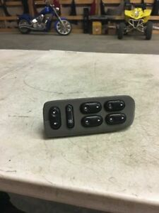 2001 Ford Escape Master Power Window Control Switch Door Unlock Auto Down $24.49