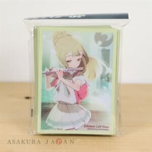 Pokemon Center Original Card Game Sleeve Lillie Ritual at the altar 64 sleeves $34.90