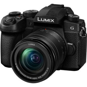 Panasonic Lumix DC-G95 Mirrorless Digital Camera with 12-60mm Lens TT