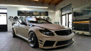 MERCEDES CL W216 FULL BODY KIT  BODY KIT  TOP DESIGN