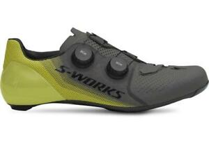 S-Works 7 Road Shoes - Ion Charcoal Various Sizes