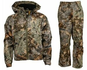 2 pc King's Camo Youth Climatex Rainwear Pant  Jacket Kids Combo Desert Shadow