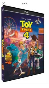 toy story 4 dvd 2019 Free Shipping