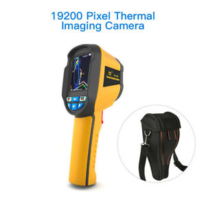 19200 Pixel Infrared Thermal Imager Gun Thermometer -4°F~842°F Test Measurement