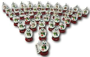 Ganz Personalized Snow Globe Christmas Ornament Names Special People-You Pick!