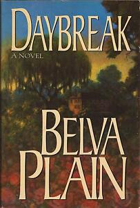 Daybreak by Belva Plain (1994, Hardcover)