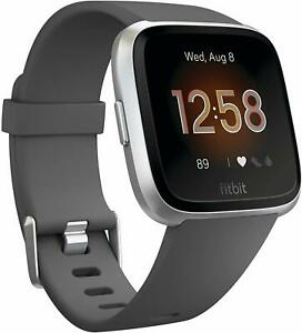 Fitbit Versa Lite Smartwatch One Size (S & L Bands Included)