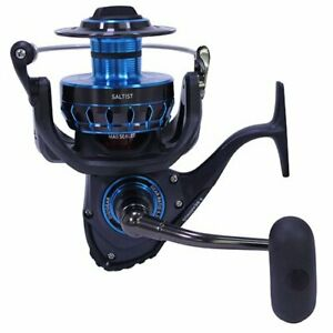 Daiwa Saltist 5.3: 1 or gear spinning reel. SALTIST3000
