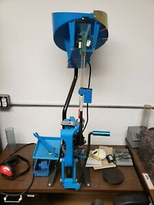 DILLON PRECISION MODEL 650 PROGRESSIVE RELOADER PLUS ACCESSORIES.
