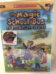 The Magic School Bus: ( The Complete Series ) Free Shipping