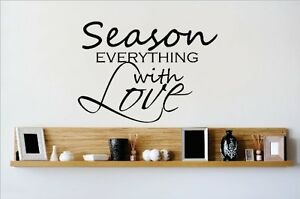$35 Design with Vinyl Season Everything with Love 20quot; x 20quot; Black AMbx06U