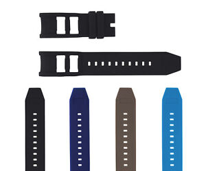 SILICONE RUBBER WATCH BAND STRAP FOR INVICTA WATCH RUSSIAN DIVER WATCH 26MM