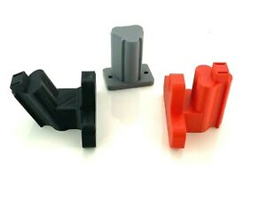 Milwaukee M12 Tool Holder Clip Mount 12V 3D Printed Many Colors