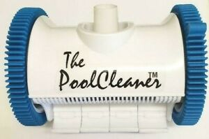 The Pool Cleaner Poolvergnuegen Two Wheel Suction Side Pool Cleaner