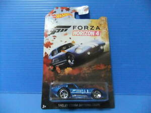 Hot Wheels Forza Horizon4 Shelby Cobra Daytona Coupe
