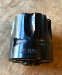 Colt Single Action Frontier Scout 6 round .22 Mag fluted cylinder
