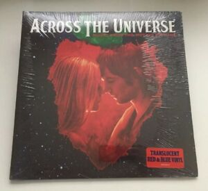 SEALED NEW Across the Universe Soundtrack LP Colored Vinyl RSD 2016