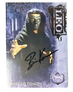 BRIAN KRAUSE LEO SIGNED CHARMED CARD COA amp; MYSTERY GIFT 008 $18.95