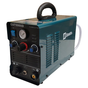 Plasma Cutter Simadre 50R 50 Amp 110 220V 1 2quot; Clean Cut Easy 60A Torch New $289.00