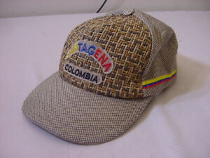 CARTAGENA COLUMBIA HAT ADJUSTABLE ONE SIZE FITS MOST
