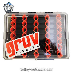 Gruv Fishing Tackle Box#x27;s quot;All Variationsquot;