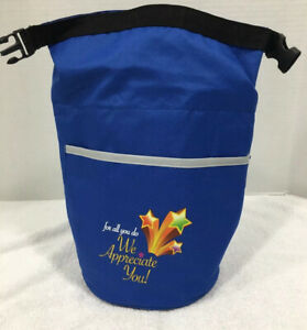 Small Insulated Food/Drink Bag Soft Box