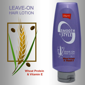 Lolane Hair Lotion Smooth style leave on hair lotion 200ml FREE SHIPPING $25.99