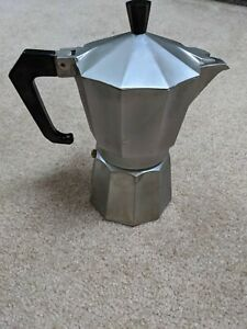 Vintage Ital Express Made In Italy Stove Top Espresso Coffee Maker